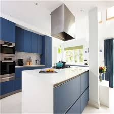 blue grey kitchen cabinets china blue grey lacquer modern kitchen cabinet with island