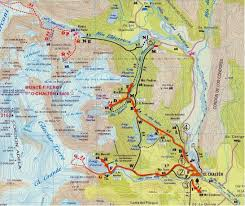 Map Of Colorado 14ers by 14ers Com U2022 Trip Report The South Of The World Trekking The