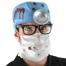 Bloody Doctor Halloween Costume Minute Halloween Costumes Dressforms