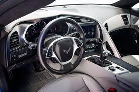 corvette stingray 2014 interior 2014 chevrolet corvette stingray z51 laguna motor trend