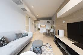 Living Room Furniture Hong Kong How A Hong Kong Flat Was Transformed To Give Young Doctor Couple