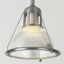 Commercial Pendant Lighting Vintage Holophane Light Antique Industrial Lighting Prismatic