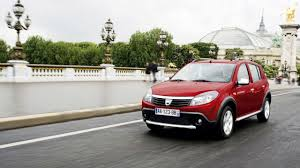 renault sandero stepway dacia sandero stepway officially released