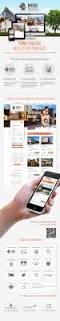 Responsive Real Estate Website Templates by Brick Responsive Real Estate Site Template By Createit Pl