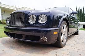 bentley brooklands for sale 2007 bentley arnage t magnolia premium leather stock 427 for