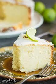 scratch made key lime pound cake recipe with key lime glaze call
