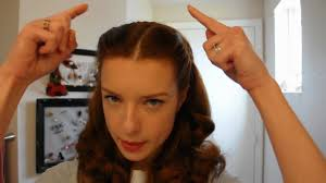 40s braided headband style youtube