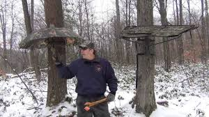 tree stand canopies
