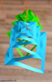 paper christmas decorations paper christmas decorations easy peasy and
