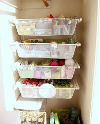 Craft Room Closet Organization - craft closet organization ideas roselawnlutheran