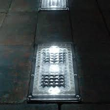 solar lights paverlight solar brick lights set of 2