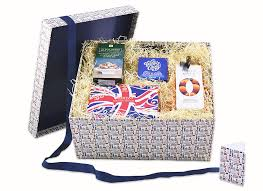 presentation and packaging the british hamper co