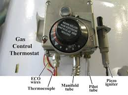 gas water heater pilot light but not burner how to test water heater thermocouple