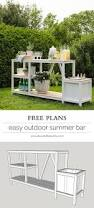Diy Backyard Grill by 25 Best Diy Outdoor Kitchen Ideas On Pinterest Grill Station