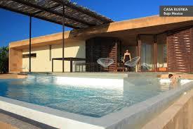 Modern Beach House Modern Beach House With Pool Todos Santos Homeaway Todos Santos