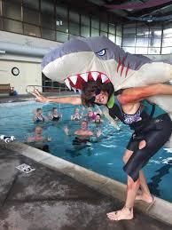 Shark Attack Halloween Costume Shark Survivor Save Creature Killed
