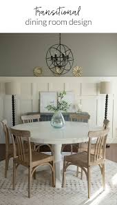 Transitional Dining Room by 357 Best Dining Room Decor Images On Pinterest Live