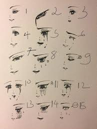 eyes sketches anime amino