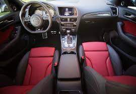 Audi Q5 Interior Colors - black paints and carbon inlays audiworld forums