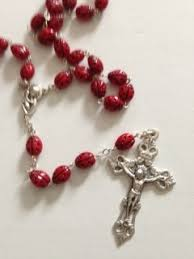 a rosary and the ladybugs a rosary for the gardener rosary collector