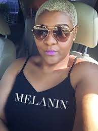 Coloring Natural African American Hair Thecutlife Melanin Beauty Platinum Skin Care Short Hairstyles