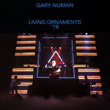 gary numan living ornaments 79 and 80 lp box set g vg