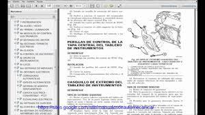 manual de reparacion ptcruiser 2002 2004 2006 2008 reparacion de