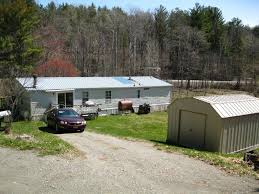 metal garage with living space hague real estate older farmhouse with acreage and barns
