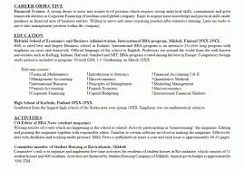 resume template financial accountants definition of terrorism lawforcement promotion resume exles sle templates free