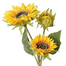 silk sunflowers silk sunflowers flowers silk flowers artificial flowers