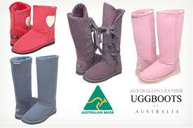 ugg boots australia scoopon delivered pair of genuine aussie made ugg boots in