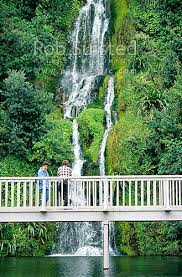 centennial rock garden waterfall napier napier city district
