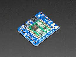 Radio Frequency In Computer Interface Adafruit Rfm69hcw Transceiver Radio Breakout 868 Or 915 Mhz