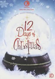 12 days of grey christine