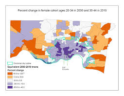 Map Of Cincinnati New Kids On The Block Child Migration Patterns Part 2 The