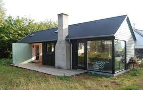 cool small house plans gallery a modular vacation house from denmark møn huset small