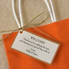 wedding hotel gift bags 7th wedding anniversary gift ideas for him twoumbrellascafe