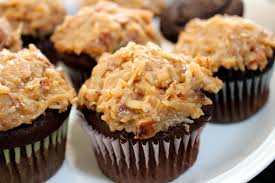 german chocolate cupcakes for childrens