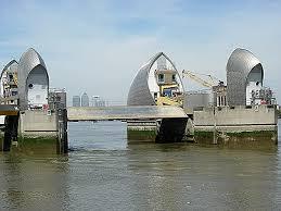 thames barrier ks2 river glossary river keywords