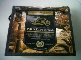kopi luwak coffee or civet coffee at 350 a pound the most