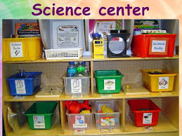 center ideas learning centers