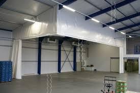 Sound Barrier Curtain Vlp Flexibele Afscheidingen