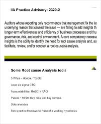 root cause template root cause analysis template collection