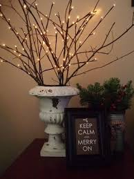 Led Branch Centerpieces by 39 Best Lighted Branches Images On Pinterest Lighted Branches