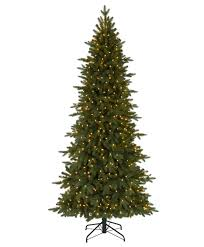 artificial christmas tree with lights kennedy fir slim artificial christmas tree tree classics
