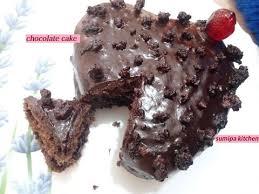 how to make eggless chocolate cake delicious amazing cake