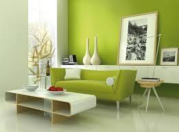 wohnzimmer ideen grn grüntöne wandfarbe sorgen für eine frische und ruhige