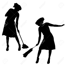 3 730 house maid cliparts stock vector and royalty free house
