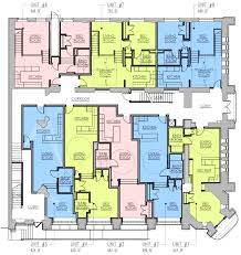 multi family house plans home design ideas within multifamily 2