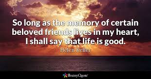 Quotes About Being Blinded By Love Helen Keller Quotes Brainyquote